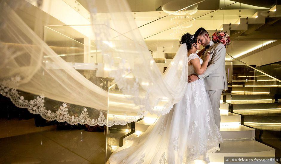 O casamento de Wallace e Janaine em São Paulo, São Paulo