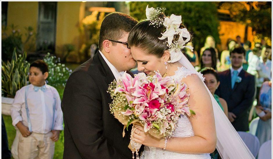 O casamento de Paulo e Vanessa em São Luís, Maranhão