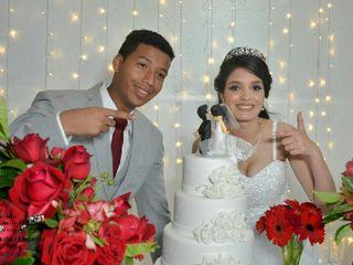 O casamento de Jaqueline  e Kennedy