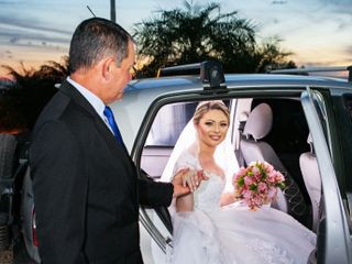 O casamento de Danielle e Jorge 2