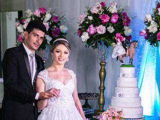 O casamento de Danielle e Jorge