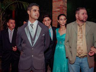 O casamento de Luiz e Debora 2
