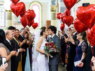 O casamento de Rafaela e Fabio