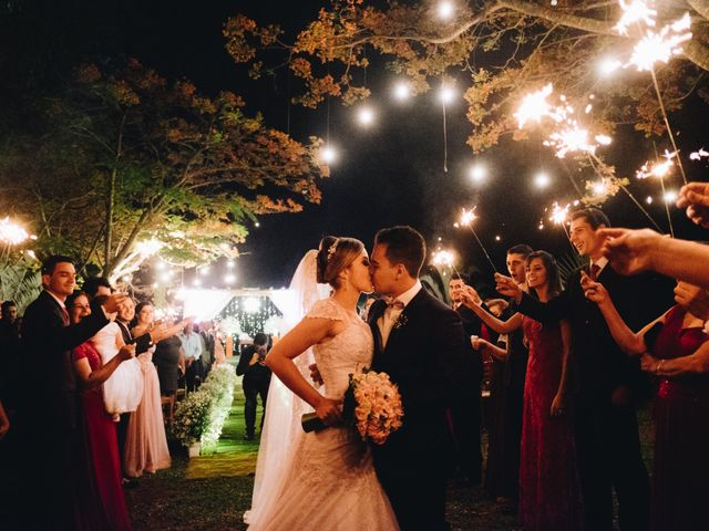 O casamento de Carolini e Tiago