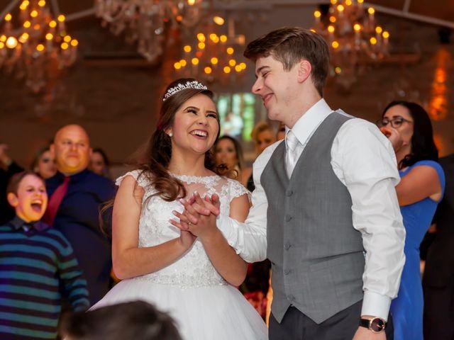 O casamento de Raphael e Renata em São José dos Pinhais, Paraná 46
