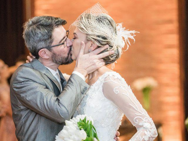 O casamento de Alessandra e Emerson