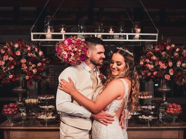 O casamento de Cleto e Gabriela