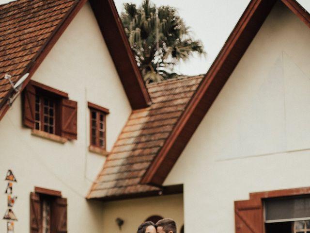 O casamento de Manu e William