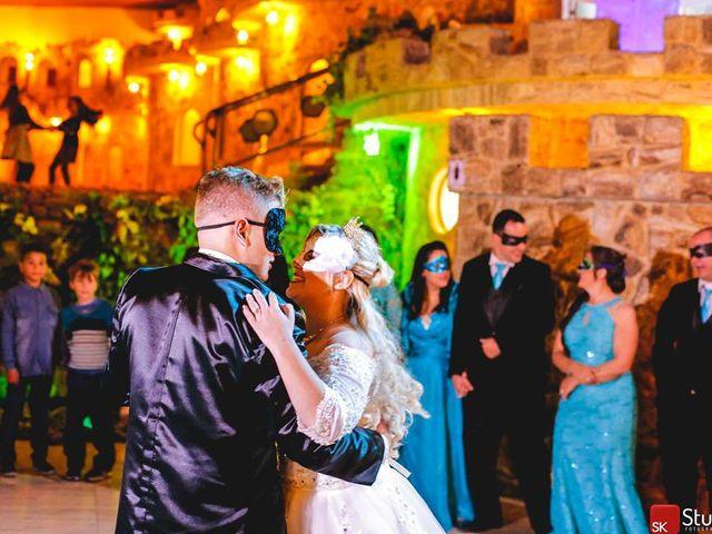 O casamento de Henrique e Riane em São Paulo, São Paulo 1