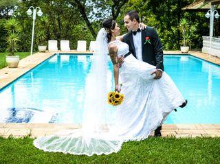 O casamento de Islanne e Hilton