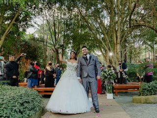O casamento de Rafaela e Patrick