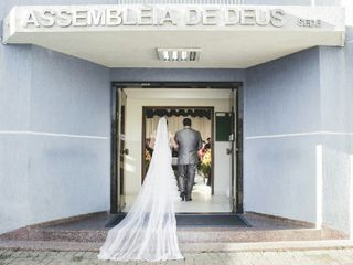 O casamento de Ester Poliana Camargo Freitas e Maicon Estêvão Freitas  1