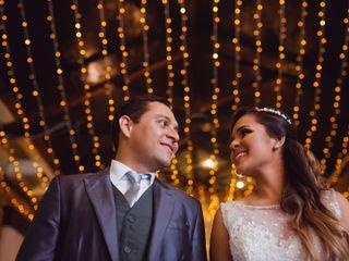O casamento de Carol e MArcio