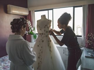 O casamento de Aline e Danilo 2