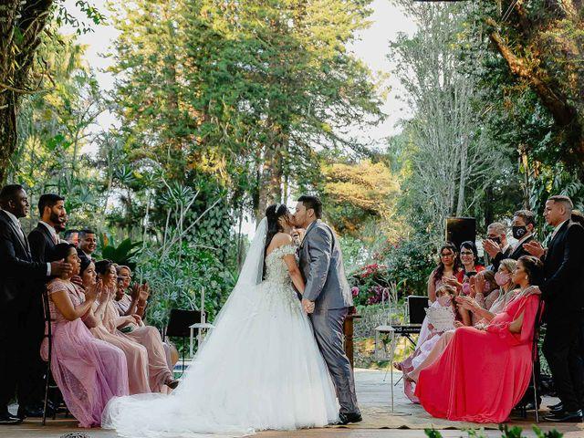O casamento de Patrick e Rafaela em Itapecerica da Serra, São Paulo 35