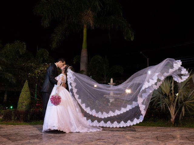 O casamento de Nathalie e Rodolfo