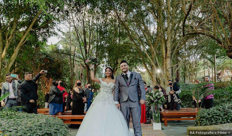 O casamento de Patrick e Rafaela em Itapecerica da Serra, São Paulo