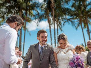 O casamento de Maria Luiza e Renan