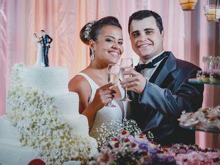 O casamento de Roberta e Caio