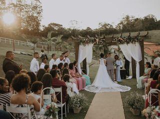 O casamento de Daiane e Vitor 2