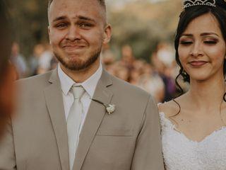 O casamento de Daiane e Vitor 3
