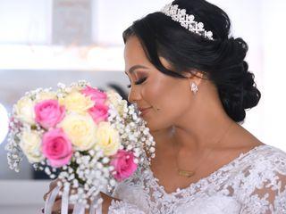 O casamento de Andrezza e Jessé 2