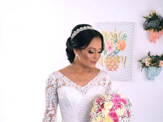O casamento de Andrezza e Jessé 3