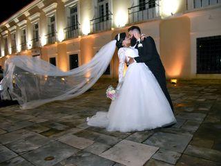 O casamento de Andrezza e Jessé