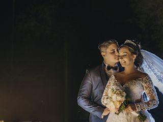 O casamento de Beto e Kellen
