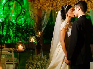 O casamento de Keilah e Rodrigo