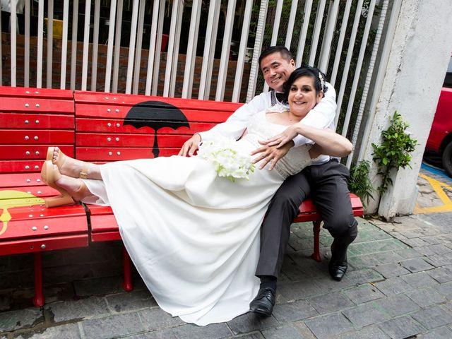 O casamento de Sol e Gera