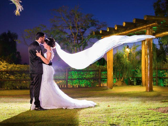 O casamento de Izabela e Diego