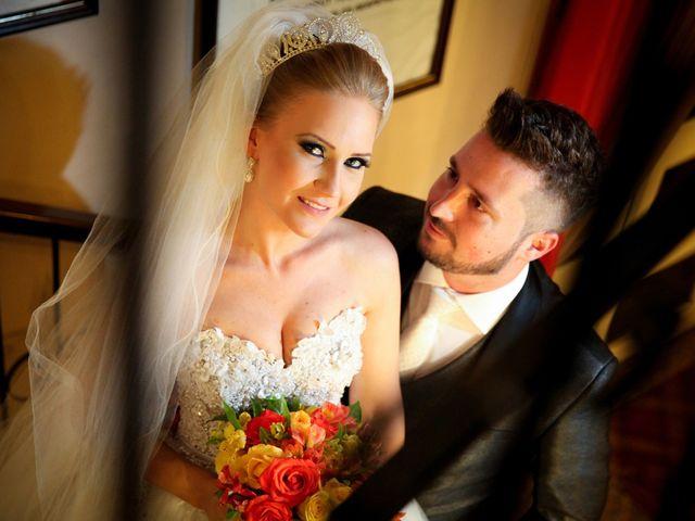 O casamento de Liege e Eduardo