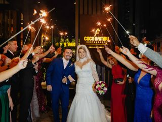 O casamento de Lidia e Lucas