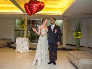 O casamento de Márcia e Odiran