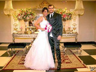 O casamento de Sara Evelyn e Douglas