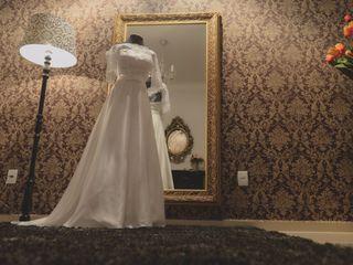 O casamento de Lariane e Abner 1