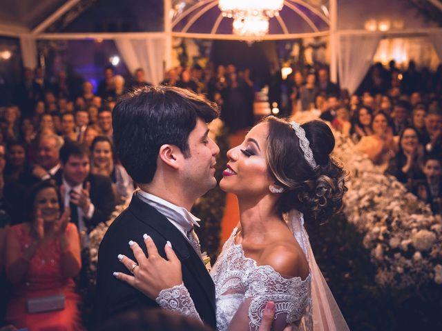 O casamento de Bella e Gustavo