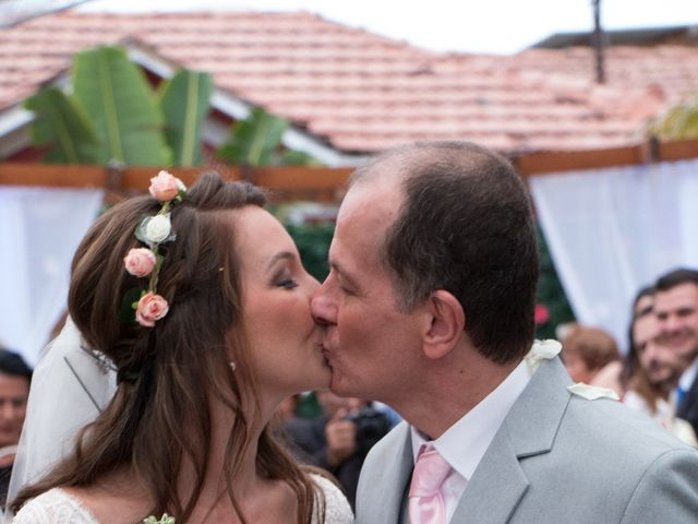O casamento de Cristina e Renato
