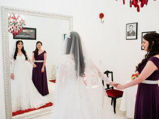 O casamento de Mariana e Renan 3