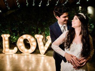 O casamento de Mariana e Renan