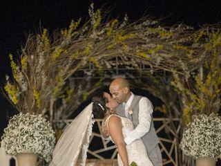 O casamento de Camila  e Roniere 2