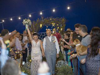 O casamento de Camila  e Roniere 3