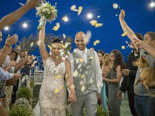 O casamento de Camila  e Roniere