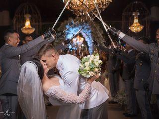 O casamento de Laurieny e Conrado