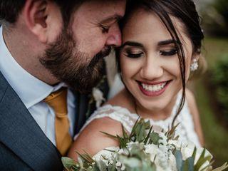 O casamento de Carol e Sandro