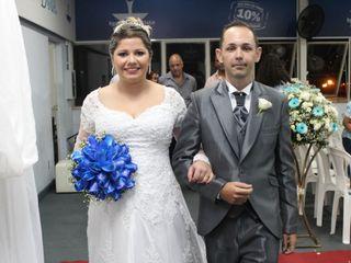 O casamento de Leonardo e Marciana 3