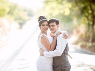 O casamento de Thayná e Walison