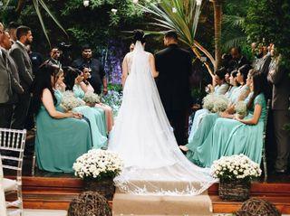 O casamento de Mariana e Rômulo 1