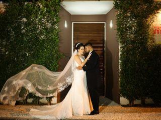 O casamento de Mariana e Rômulo